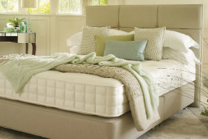 Warwick mattress and divan hypnos dillamore s furnishers for Furniture zone warwick