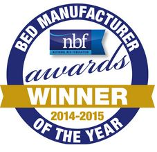 Hypnos Reigns at 2014 at National Bed Federation Awards