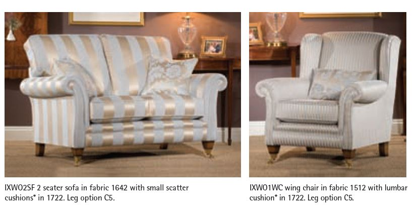 Ixworth wing chair