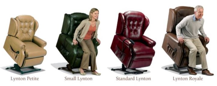 Lynton Leather Recliners