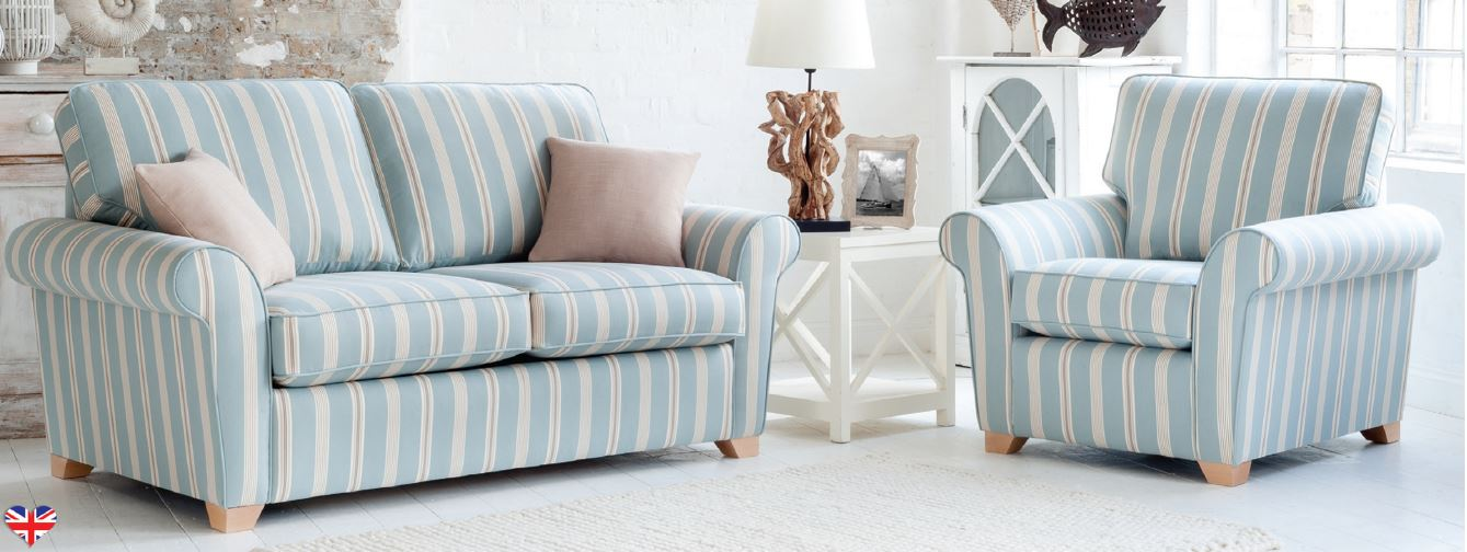 Salcombe Sofa Sofabed And Chair Range By Alstons Dillamores - Alstons bedroom furniture stockists